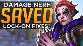 Download Overwatch: Moira is SAVED! - Damage Beam NERF Getting FIXED! Video