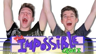 Download The IMPOSSIBLE QUIZ Challenge (Fail) Sibling Tag | Collins Key vs Devan Key Video