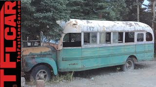 Download Into The Wild in a Wrangler: In search of Chris McCandless's Alaskan Magic Bus Video