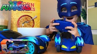 Download PJ Mask New Light-Up R/C Cars (Disney Junior) Video