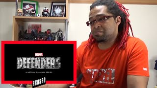 Download Iron Fist & The Defenders Teaser Trailer - REACTION Video