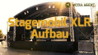 Download Stagemobil XLR Aufbau - Media Agent Veranstaltungstechnik Hannover Video