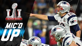 Download Super Bowl LI: Patriots vs. Falcons Mic'd Up | NFL Films | Sound FX Video