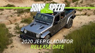 Download 2020 Jeep Gladiator: Release Date and Everything You Wanted To Know | Sons of Speed Video