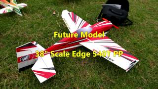 Download Future Model 38″ Edge 540T PP - innovative new skin material breakthrough Video