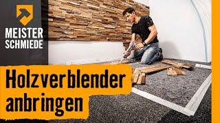 Download Holzverblender anbringen | HORNBACH Meisterschmiede Video