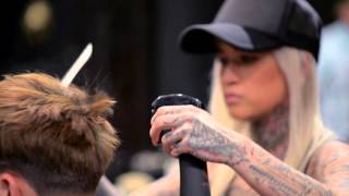 Download Dre Drexler hairstyle featuring Sofie from Daniel Alfonso Men's Salon Video