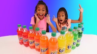 Download Don't Choose The Wrong Fanta Soda Bottle Slime Video