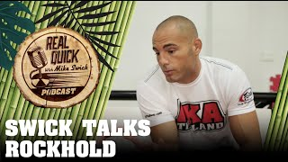 Download Swick Shares Gym Story To Those Calling Luke Arrogant - Real Quick With Mike Swick Podcast Video