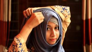 Download pashmina hijab tutorial Video
