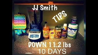Download DOWN 11.2 POUNDS JJ SMITH 10 DAY GREEN SMOOTHIE CLEANSE!! *TIPS Video