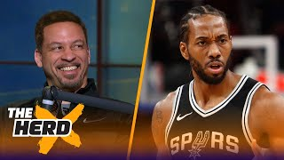 Download Chris Broussard on what to expect from Kawhi and LeBron after the 2018 NBA Playoffs | THE HERD Video