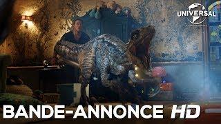 Download Jurassic World : Fallen Kingdom / Bande-Annonce Finale VF [Au cinéma le 6 juin] Video
