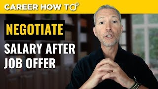 Download How to Negotiate Salary After Job Offer Video