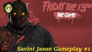 Download Savini Jason Gameplay #1 - A Close Encounter With Death! - Friday the 13th Skilled Apple Gameplay Video