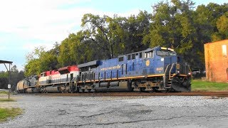 Download NS 56E with Heritage leader & FEC unit in Rex, Ga. Video