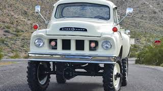 Download 1959 Studebaker Pickup Video