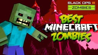 Download BEST MINECRAFT ZOMBIES MAP (Black Ops 3 Zombies Mod) Video