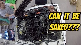 Download Looking Inside the Engine of my Jeep Cherokee with 360,000 Miles Video