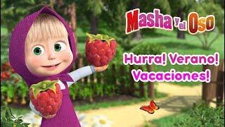 Download Masha y el Oso - 🌼 Hurra! Verano! Vacaciones! 🏝️ Video