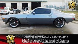 Download 1973 Chevrolet Camaro Z28 Stock #549 Gateway Classic Cars Houston Showroom Video