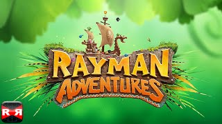 Download Rayman Adventures (By Ubisoft) - iOS / Android - Gameplay Video Video
