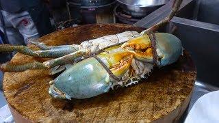 Download Singapore Fresh Pepper Crab | Gu Ma Jia Private Kitchen Video