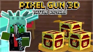 Download THE HARDEST CHALLENGE I'VE DONE! 3 CHESTS ONLY! BATTLE ROYALE | Pixel Gun 3D Video