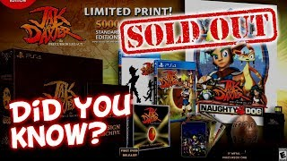 Download Jak & Daxter LIMITED COLLECTOR'S EDITION - JAK 4 ''MOCK CASE''? What Is Happening? *Soft Rant* Video
