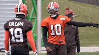 Download Robert Griffin III hopes to spark Browns to 4-0 in final games Video