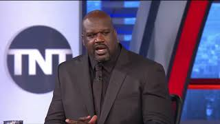 Download Inside The NBA | Chuck and Shaq disagree on Toronto Raptors Playoff Chances Video