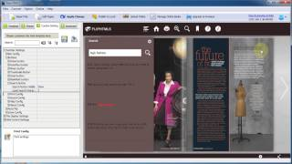 Download how to use Flip HTML5 to make digital page flip magazine more SEO friendly? Video