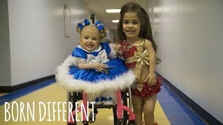 Download Disabled Sisters Are Queens Of Beauty Pageant | BORN DIFFERENT Video