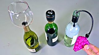 Download 8 Wine Gadgets put to the Test! Video