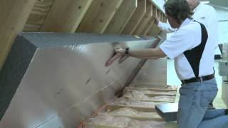 Download Installing a Radiant Barrier in the Attic | Alternative Method to Insulate the Attic Video