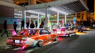 Download Bosozoku & Anime Cars: Just Another Night at Daikoku Video