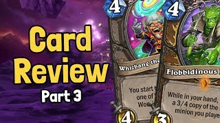Download Two New Legendaries! - Boomsday Card Review Part 3 - Hearthstone Video