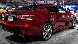 Download 2020 Nissan Maxima Platinum - Interior and Exterior Walkaround Video