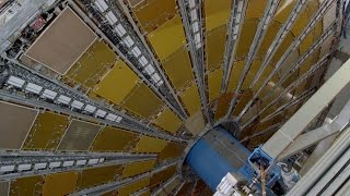 Download Inside CERN's ATLAS Particle Detector Video