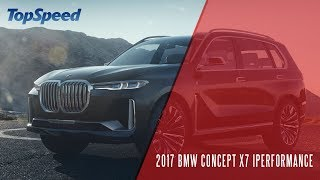 Download 2017 BMW Concept X7 iPerformance Video