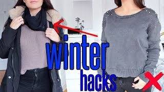 Download 7 WINTER LIFE HACKS YOU MUST KNOW !! Video