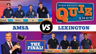 Download High School Quiz Show - The Championship: Advanced Math & Science vs. Lexington (715) Video