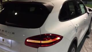 Download 2017 Porsche Cayenne S Video