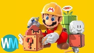 Download Top 10 Things You Didn't Know You Could do in Mario Maker Video