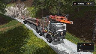Download 20m logs | The Interior | Farming Simulator 2017 | Episode 15 Video