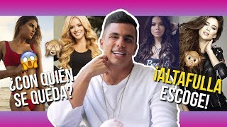 Download ¡Altafulla confiesa a cuál de estas mujeres prefiere! - La Revista Actual Video
