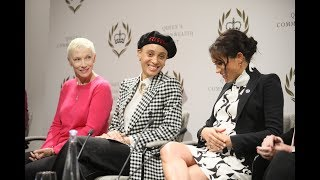 Download The Queen's Commonwealth Trust International Women's Day Panel - Full Discussion Video