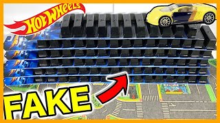 Download I GOT SCAMMED!!! - 90 x 2007 HOT WHEELS MYSTERY CARS - BUGATTI Video