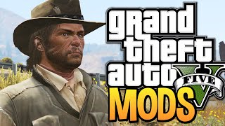 Download GTA 5 - The Wild Wild West Mod - BEST MODS OF THE WEEK! (GTA 5 Funny Moments w/ Mods) Video