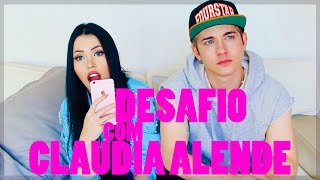 Download DESAFIO COM CLAUDIA ALENDE Video